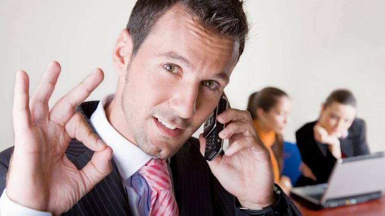 Продажа по телефону